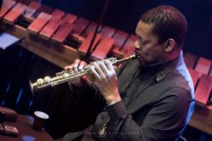 Ravis Coltrane Sopranino saxofoon